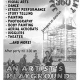 360 Jamming Art Event