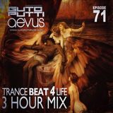 Guto Putti - Trancebeat 4 Life Ep.71 (3hour Mix)
