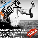 CATSTAR RECORDINGS RADIO SHOW 65 [Best in Ibiza 2016]