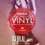 DJ Bilal - Official Vinyl Mixtape Part II