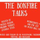 The Bonfire Talks featuring Frederick Douglass