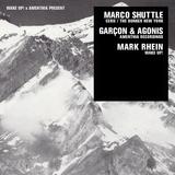 2017-02-11 - Marco Shuttle @ OHM, Berlin