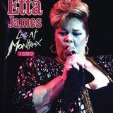 ETTA JAMES: Live At Mountreux 1993