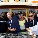 Groove Assassin Live @ Suncebeat 8 Deep into Soul Boat party 2017