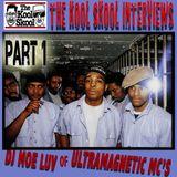The Kool Skool - Interviews DJ Moe Luv of Ultramagnetic MC's Part 1