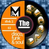 THE GROOVE disk 2  (disco, funk & soul)