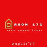 ROOM 172 - to TECh aug '17