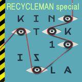 INTERNATIONAL FILM FEST: KINO OTOK IZOLA 2014, RecycleMan special appearance