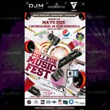 DJ CONTEST COLLEGEMUSICFEST - DANIEL JUNIOR - #COLLEGEMUSICFEST