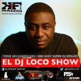 EL DJ Loco Show Radio KIF 22 Sept 2014
