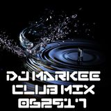 DJ MARKEE - CLUB MIX 062917