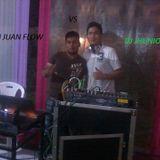 mix electro vs rregueton dj juan flow