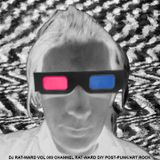 "DJ RAT-WARD VOL 009 ""Channel Rat-Ward"" DIY Post-Punk & Art Rock 1978-1989"