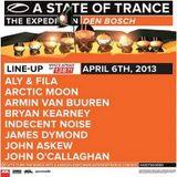 Bryan Kearney - Live @ A State of Trance 600 Den Bosch (06.04.2013)