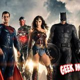 """Geek Mentality and the """"Justice League"""" Instant Review"""
