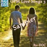The Music Room's Collection - OPM Love Songs 3 (Sampler) (08.04.15)