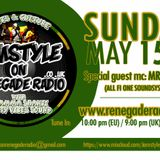 Jamstyle on Renegade Radio (May, 2016) with SeenJah (Natty Vibes) ft. Mr. Joseph & Bramma Shanti