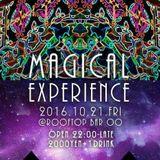 20161021 seiji animaminimal(Free Style)~Magical Experience@Rooftop Bar OO