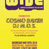 #WIDE at Webster Hall on 5/28/14 in NYC