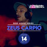 Deep House Series 014 mixed zeus Carpio