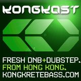 KongKast 121 - Tech Rolling mix - DJ FU