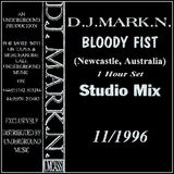 Mark N ‎– Studio Mix 11-1996 (Underground Music - 1996)