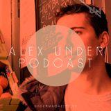 Alex Under - Under Magazine