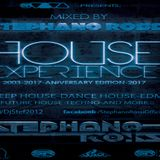 House Experience-Aniversary Edition 2017-Mixed By Stephano Rossi