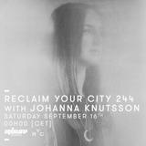 Reclaim Your City 244 | Johanna Knutsson