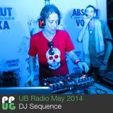 DJ Sequence UB Radio May 2014