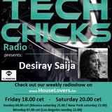 TechChicks Radio with Desiray Saija 05-02-2016