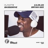 BRYAN GEE ON  BASSDRIVE  MAY 2020 MIX