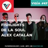Vigía #47: UNKNOWN MORTAL ORCHESTRA, FISHLIGHTS, DE LA SOUL, AXEL CATALÁN