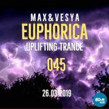 Euphorica 045 (26.03.2019)