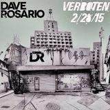 Dave Rosario Live @ Verboten NYC Feb 28 2015
