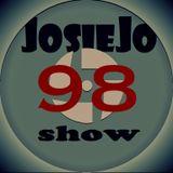 The JosieJo Show 0098 - Liz P and John Holburn plus Hugh