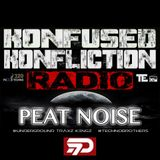 Peat Noise - Konfused Konfliction Radio Show (30.OCT.2017)