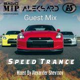 Alexander Shevtsov - Speed Trance # 032 @ DJ ALEKSARD Guest Mix (23.10.2017)