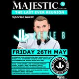 Jamie B Live @ The Hype Superclub Motherwell 26th may 2017