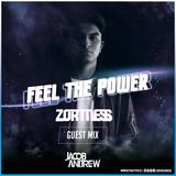 FEEL THE POWER [10-12-2017] GUEST MIX JACOB ANDREW