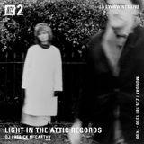 Light in the Attic w/ Patrick McCarthy - 26th February 2018