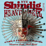 Shindig New Years Eve 2014/15