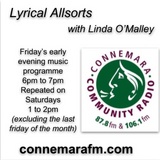 Connemara Community Radio - 'Lyrical Allsorts' with Linda O'Malley - 7dec2018