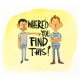 """Where'd You Find This? #7 - """"Road Trip"""" - Mit Klimax & Dava ft. Sarah"""