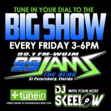 SPECIAL GUEST MIX ON THE BIG SHOW 99 JAMZ - DJ SKEELOW & BMORE MIKE -Tampa FL