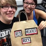 Red Headed Rock - BIRDEATSBABY SWAG BAG GIVEAWAY - 23/06/2014