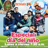 EL AUTOBÚS - Especial Día Niño con La rana rockera, El león y la zorra; La cucaracha comelona; La tv
