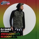 #ReggaeRecipe Resident DJ 007 - DJ Sabz (@djsabzuk)
