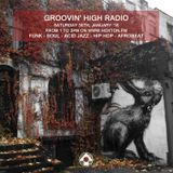 Groovin' High Radio #15 @HoxtonFM with special guest Mati Baz
