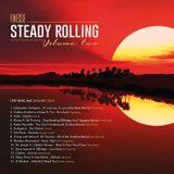 Finesse - Steady Rolling Vol. 2 (Live vinyl mix - Jan 2015)